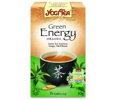 Yogi Tea Green Energy 15 unidades