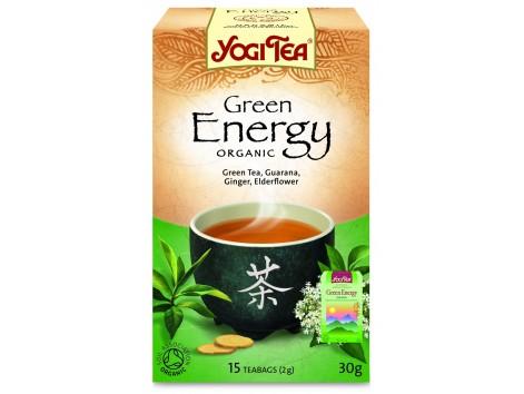Yogi Tea Green Energy 15 units