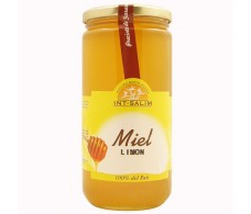 Int Salim Miel de limón 500gr