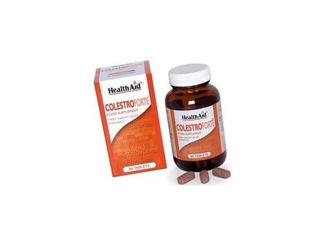 Colestroforte Health Aid 60 tablets. Health Aid
