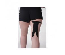 K-Active Rehab Hamstring Precut black