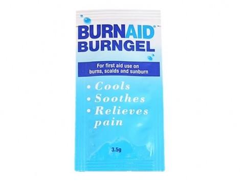 Gel Rehab BURNAID 3.5 gr