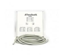 Thera-Band Tubing Rehabmedic (7.5 m) Tubing - Silver athletic