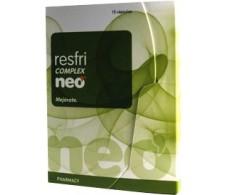 Neo Resfri complex 15 cápsulas