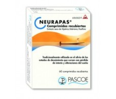 Cobas Neurapas 60 tablets
