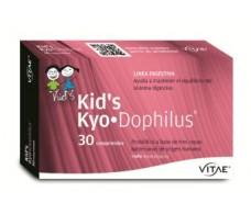 Vitae Kid's Kyo Dophilus 30 comprimidos masticables