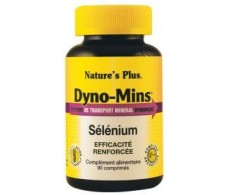 Nature's Plus Dyno Mins Selenio 60 comprimidos