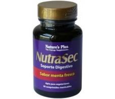 Nature's Plus Nutrasec 30 comprimidos masticables