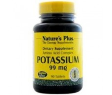 Nature's Plus Potassium 90 tablets