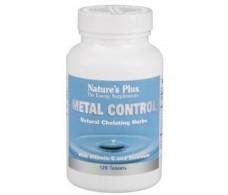 Nature's Plus Metal Control 120 comprimidos