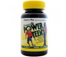 Nature's Plus Power Teen 90 tablets