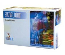 Lusodiete Enziflora 100 capsules. Lusodiete