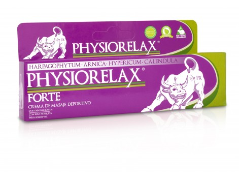 Physiorelax Forte Massage Cream 75 ml articular and muscular.