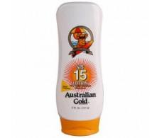 Australian Gold Loción Solar SPF15 237ml