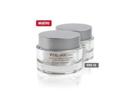 Vital MartiDerm Age Cream Normal to Combination Skin 50ml