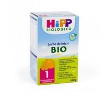 Hipp Leche de inicio biológica 1 600gr