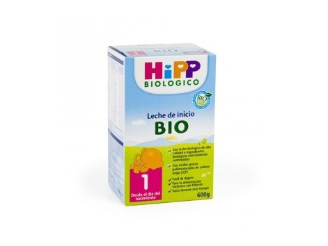 Start Hipp Milk 600gr biological one