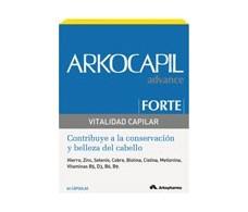 Arkocapil Advance forte 60 cápsulas