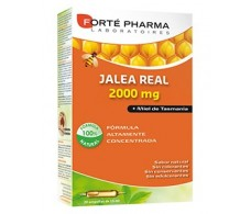 Forté Pharma Royal Jelly 2000mg 20 vials