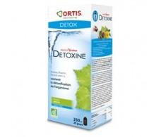 Ortis Metodren Detox sabor manzana 250 ml