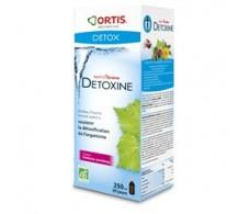 Ortis Metodren Detox sabor frambuesa- arándanos 250 ml