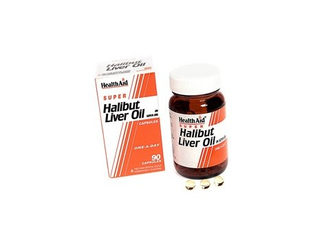 Halibut Liver Oil. Halibut Liver Oil. 90 capsules
