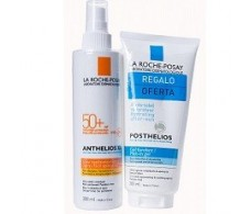 Anthelios XL 50+ Spray 200 ml + Regalo Posthelios PostSol 200ml.