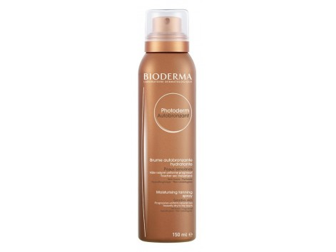 Self Tanning Spray 150ml Bioderma Photoderm