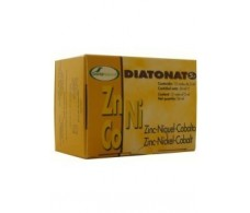 Soria Natural Diatonato 5-2 Zinc-Níquel-Cobalto 12 viales