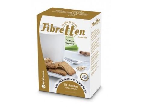 Cookies Vendrell Fibretten The Original vitamin-30 cookies