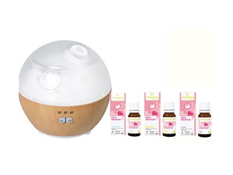 Aromatherapie baby