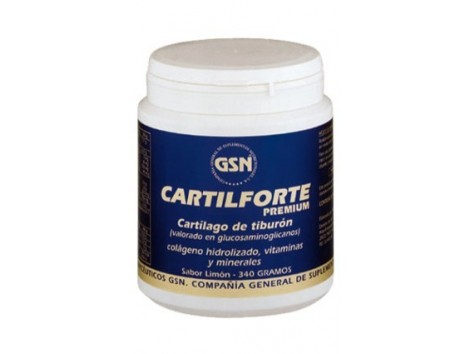 Chocolate 340g Premium Cartilforte GSN