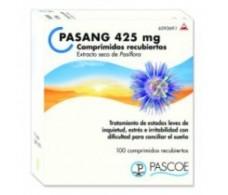 Cobas Pasang 425 mg 30 comprimidos