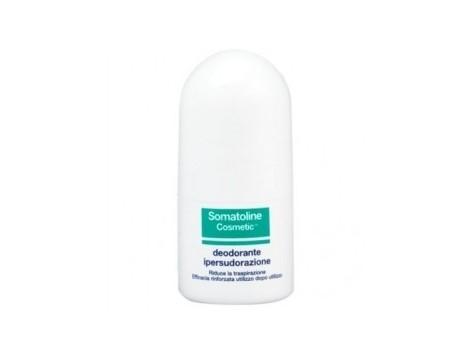 Excessive sweating  somatoline Deodorant roll-on 30ml