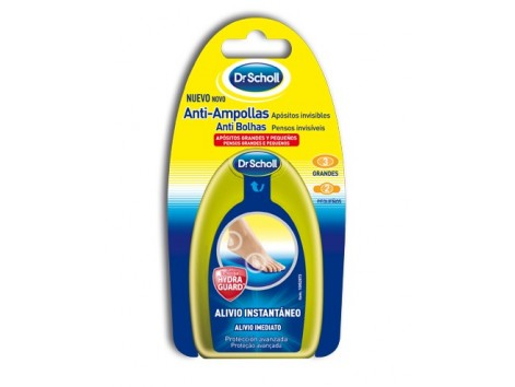 Dr Scholl Hydra-Guard Anti-Blistering Dressings mixed pack
