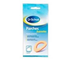 Dr Scholl Parches Protectores Juanetes Molespuma 4 unidades