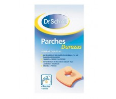 Dr Scholl patches Protectors Durezas1 unit. Pressure cushion