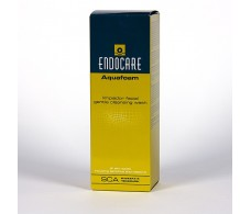 Endocare Aquafoam facial cleansing foam 125ml