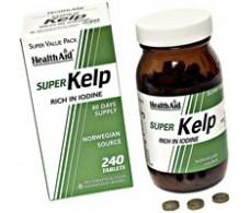Kelp Health Aid. Kelp Seaweed - Multimineral 240 tablets. I have