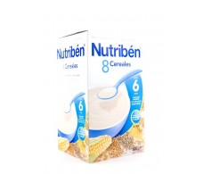 Nutribén 8 Cereals 600 gr