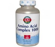 KAL Amino Acid Complex 100 comp Solaray - KAL