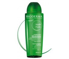 Fluid Shampoo 400ml Bioderma Node