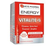 Forte Pharma Energy Vitalité 4 10 unidosis x 10ml
