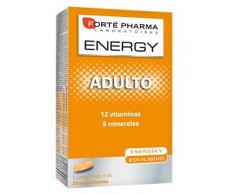 Forte Pharma Energy Adult Vitamins and Minerals 30 tablets