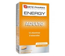 Forte Pharma Energy Adulto 30 comprimidos Vitaminas y minerales