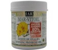 Marny's Aceite de Onagra Mar Vitoil 500mg 400 perlas