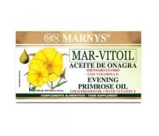Marny's Aceite de Onagra Mar Vitoil 500mg 60 perlas
