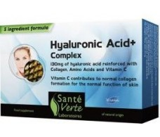 Sante Verte Hyaluronic Acid complex 30 tablets