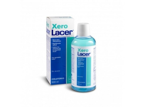 Lacer XeroLacer dry mouth Mouthwash 500 ml