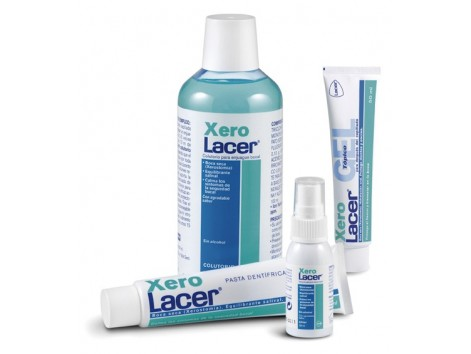XeroLacer Lacer Topical Gel 50 ml dry mouth